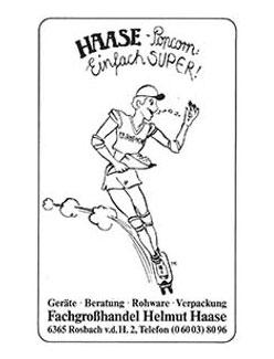 Haase Anzeigen in Fachmagazin 1984 - Bild 1