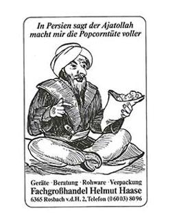 Haase Anzeigen in Fachmagazin 1984 - Bild 2