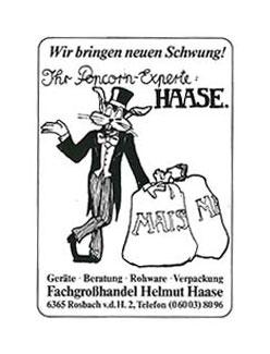 Haase Anzeigen in Fachmagazin 1984 - Bild 3