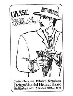 Haase Anzeige in Fachmagazin 1984 - Bild 5