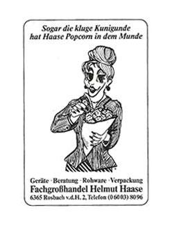 Haase Anzeige in Fachmagazin 1984 - Bild 6