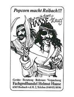 Haase Anzeige in Fachmagazin 1984 - Bild 7