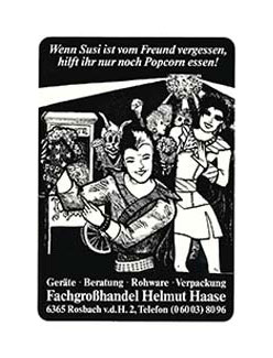 Haase Anzeige in Fachmagazin 1984 - Bild 9