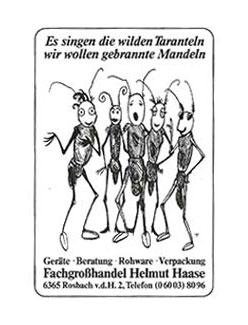 Haase Anzeige in Fachmagazin 1984 - Bild 10