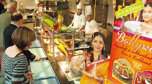Indische Wochen mit Bolly Food, 2006