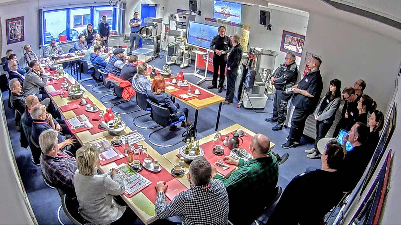 Volles Haus: Die Workshops bei Haase Food im Januar 2020