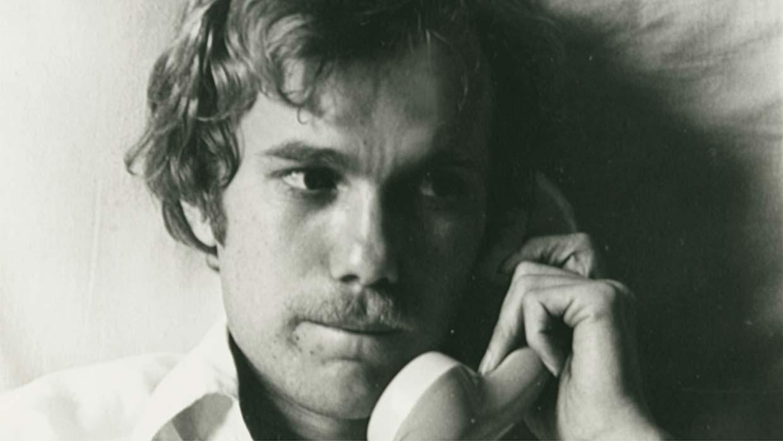 Jung, dynamisch und voller Pläne: Helmut Haase 1974.