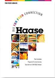 Haase Katalog Titelbild 2004/2005