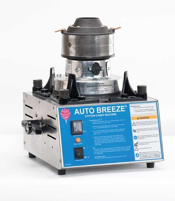 Zuckerwatte-Maschine Auto Breeze