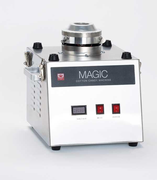 Zuckerwatte-Maschine Magic