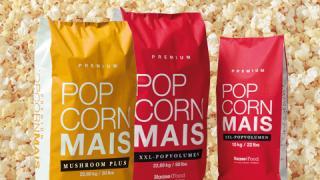 Popcorn-Rohstoffe