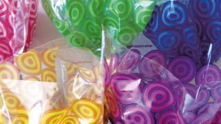 Süßwaren-Verpackungen