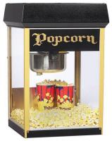 Popcornmaschine Euro Pop 8 oz Black Edition