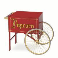 2-Rad Popcornwagen für Antik Pinto-Pop