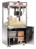 Popcornmaschine Pop-O-Gold 32 oz mit Ölpumpenanschluss