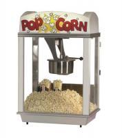 Popcornmaschine Deluxe Citation 16 oz mit Kunststoffdach Ölpumpenanschluß und elektronischer Temperaturkontrolle