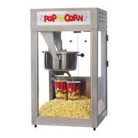 Popcornmaschine Super Pop Maxx 16 oz