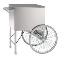 2-Rad Popcornwagen für Pop Maxx 12/14 oz