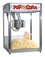 Popcornmaschine Macho Pop 16/18 oz mit Ölpumpenanschluß