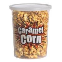 Becher Caramel-Corn Kunststoff