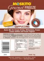 MOSKITO Gourmet-Freeze Cappuccino 1 kg Beutel