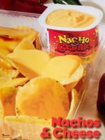 Poster Motiv Nachos & Cheese