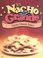 Poster Motiv El Nacho Grande