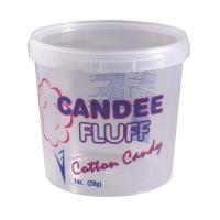 Becher Candy Fluff für Zuckerwatte groß 1 oz / 28 g