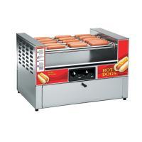 Hot Dog Grill Kombi inkl. Bunwärmer