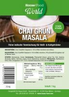 Chai Grün Masala würzig 1 kg Beutel