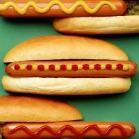 Aufkleber Motiv Hot Dogs