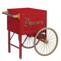 2-Rad Popcornwagen für Antik P-60 Spezial
