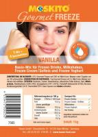 MOSKITO Gourmet-Freeze Vanilla 1 kg Beutel