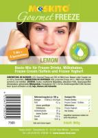 MOSKITO Gourmet-Freeze Lemon 900 g Beutel