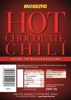 MOSKITO Hot Chocolate Chili 1 kg Beutel