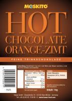 MOSKITO Hot Chocolate Orange-Zimt 1 kg Beutel