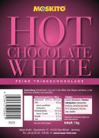 MOSKITO Hot Chocolate White 1 kg Beutel