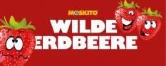 Slush Konzentrat Wilde Erdbeere rot 1:5 5 Liter Kanister - ohne AZO
