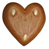Odenwälder Herz 100g - natur - 40 Stück je Karton