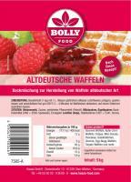 Backmischung Altdeutsche Waffeln 5 kg Beutel