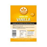 Popcorn Fertig-Mix Smart-Pop BOURBON VANILLE 1 kg Beutel