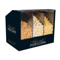 Gourmet-Popcorn-Wärmer 3-fach
