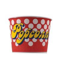Popcorn Bodenbecher 85 oz 100 g 300 Stück
