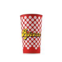 Popcorn Bodenbecher 32 oz 50 g 500 Stück