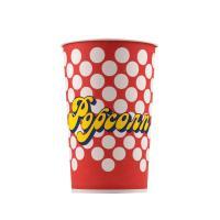 Popcorn Bodenbecher 46 oz 78 g 500 Stück