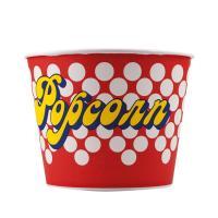 Popcorn Bodenbecher 130 oz / 120 g 140 Stück