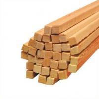Holz Vierkantstäbe für Zuckerwatte Ø 4 mm Länge 400 mm 5.000 Stück