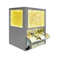 Bulk Popcorn-Wärmer VTPA-080G grau