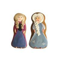 Figur Anne und Else - vollglasiert - 60g