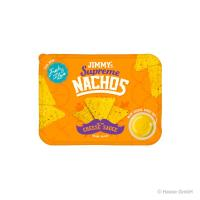 Nachos To Go & Cheese Sauce